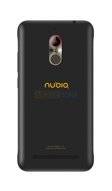Nubia N1 Lite cámara trasera