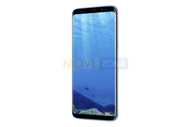Samsung Galaxy S8 lateral