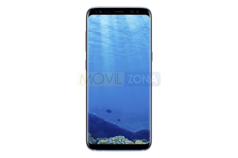 Samsung Galaxy S8 azul