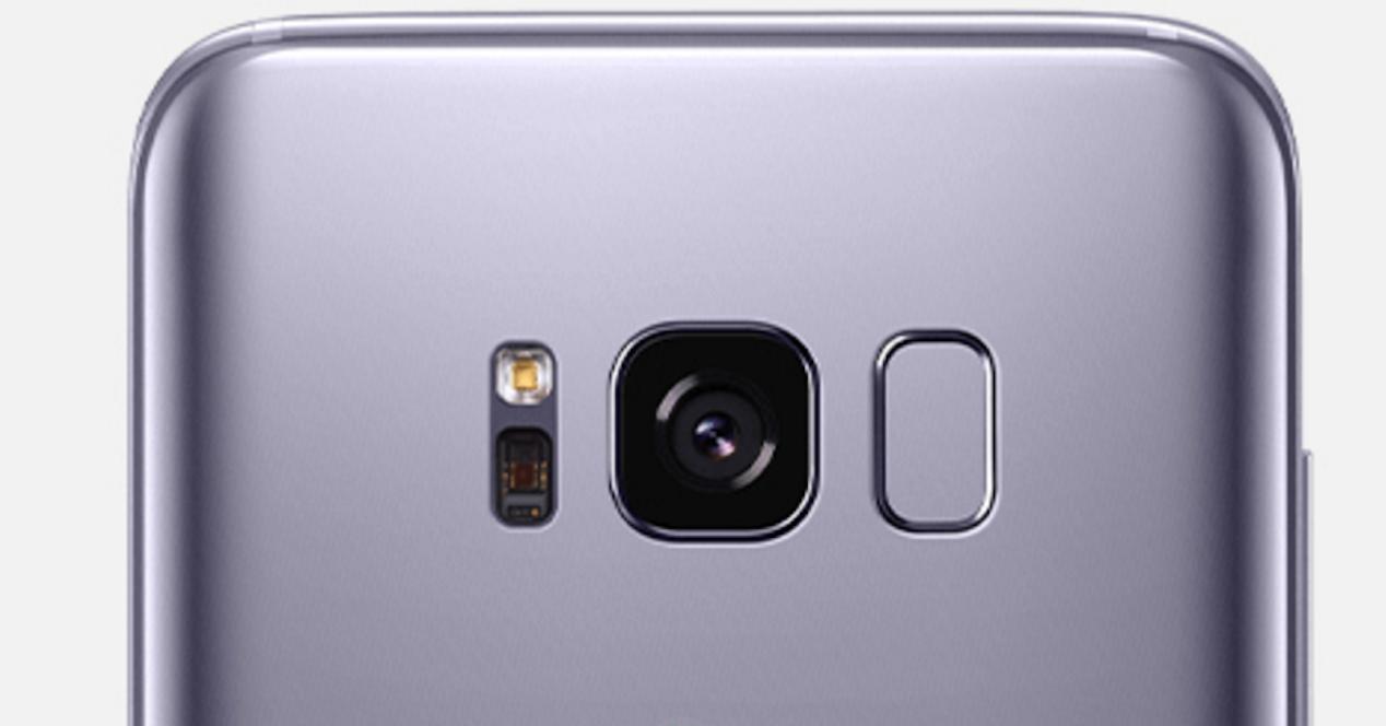 cámara s8