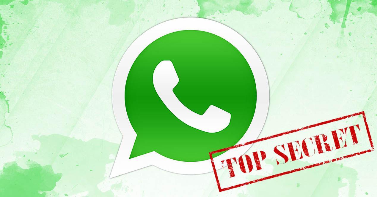 funciones secretas de WhatsApp