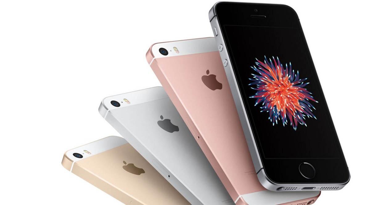nuevo iPhone SE con 32 GB
