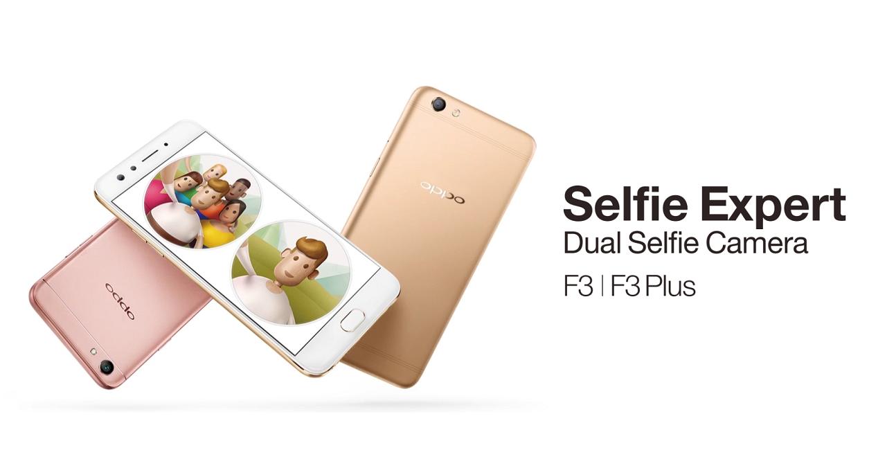 características del nuevo Oppo F3 Plus