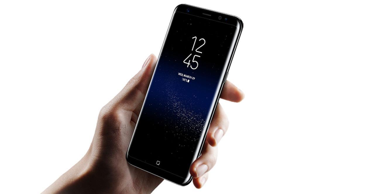 Función Always On Display del Galaxy S8