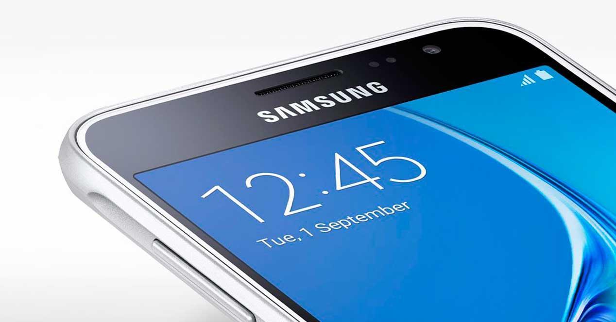 diseño del Samsung Galaxy J5 2017