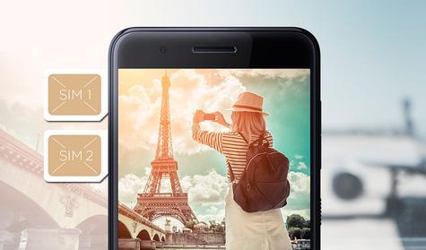HTC One X10 doble SIM