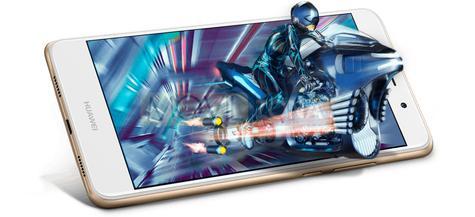 Huawei Enjoy 7 Plus con videojuego