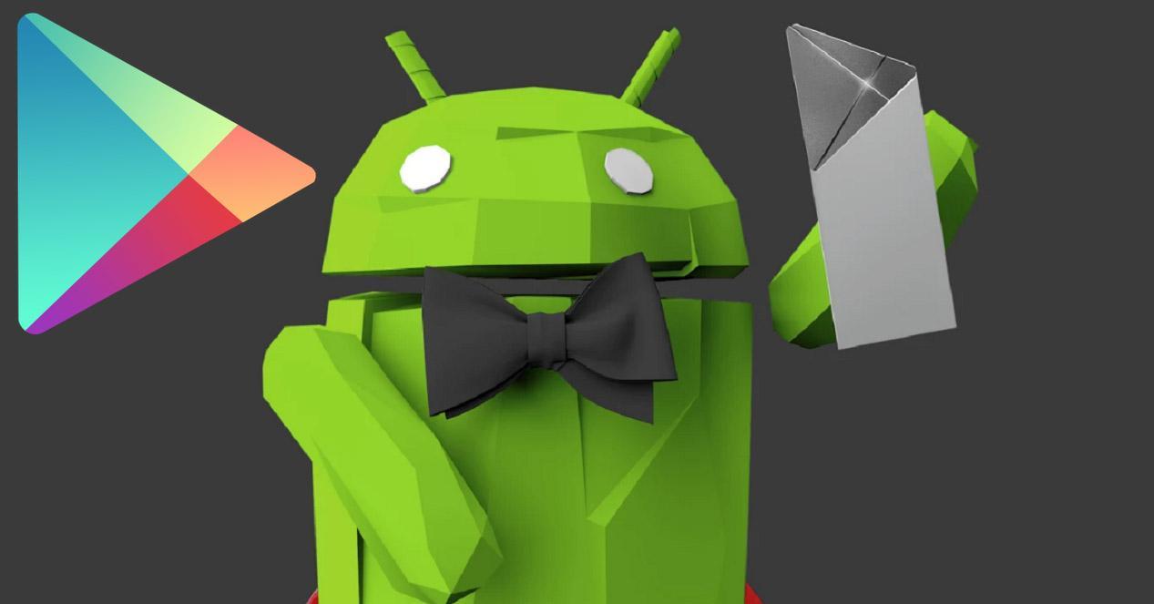 premios google play aplicaciones