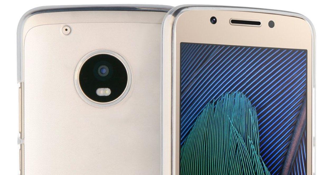cámara del Moto G5 Plus