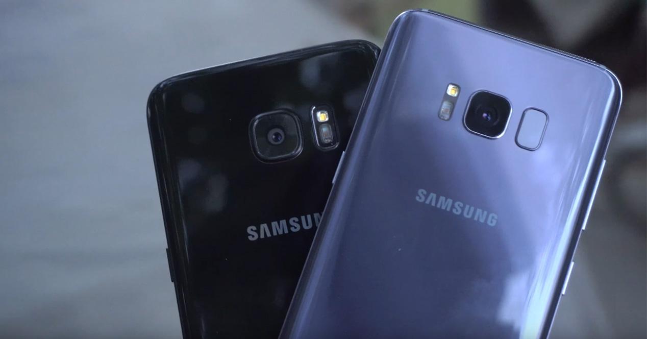 Comparativa de la cámara del Samsung Galaxy S8