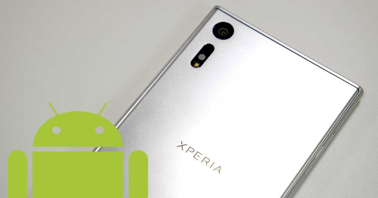 sony xperia xz android 7