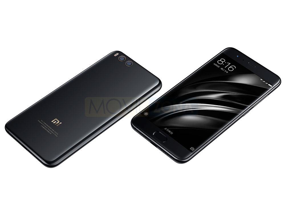 Xiaomi Mi 6 negro