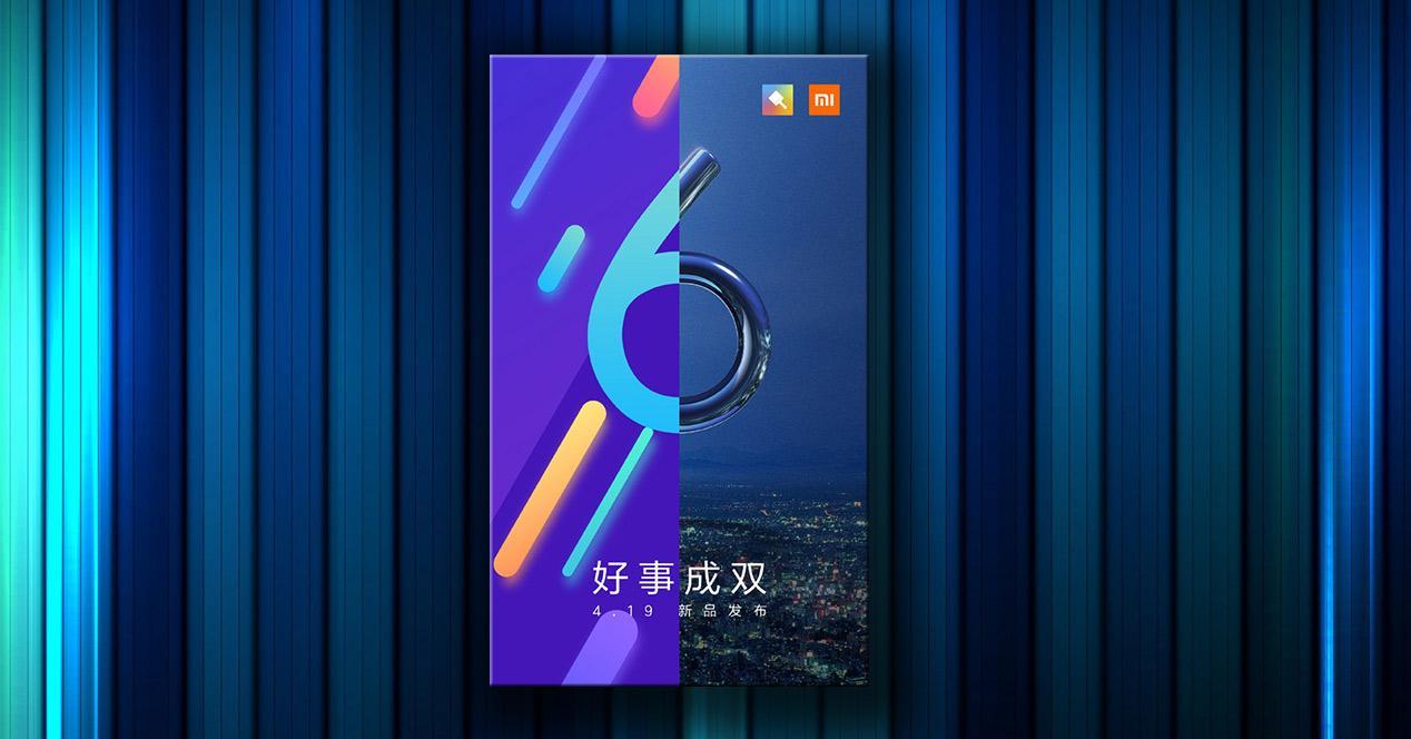 Software del Xiaomi Mi6