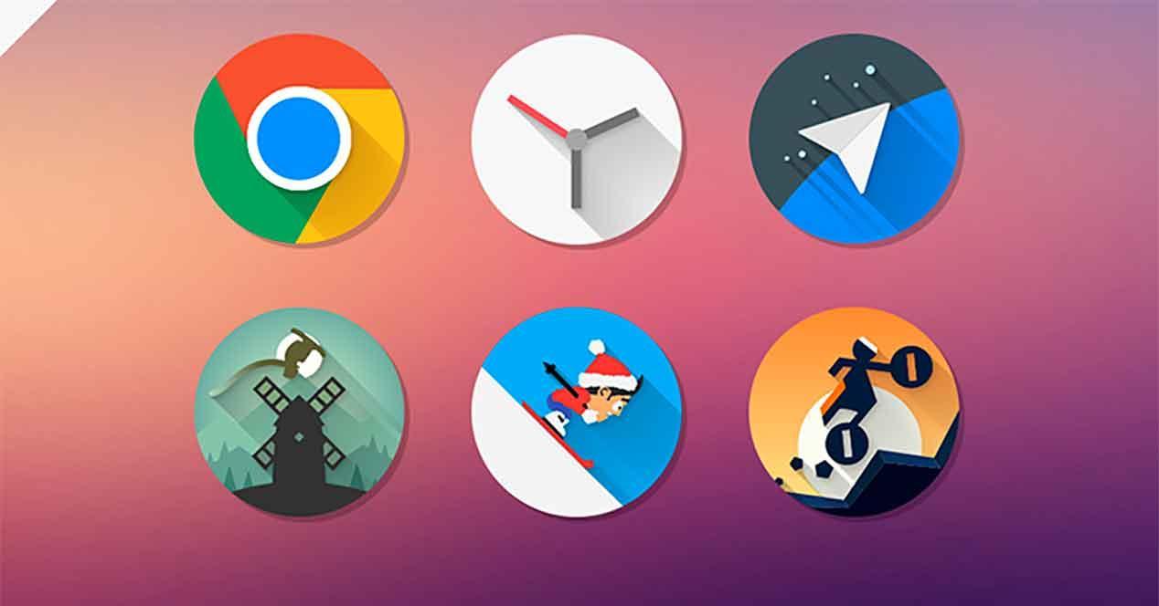 packs de iconos