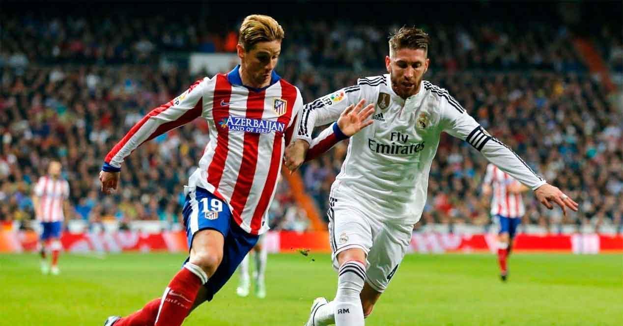 cómo ver el Real Madrid-Atlético