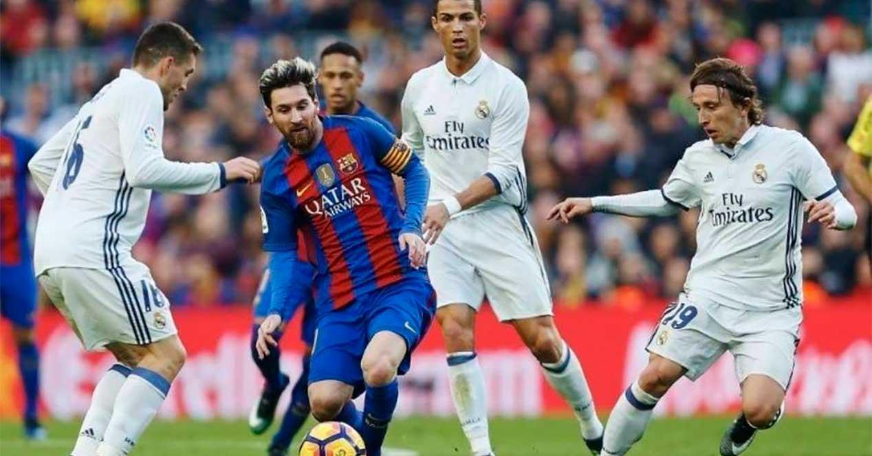 Cómo ver el Real Madrid-FC Barcelona