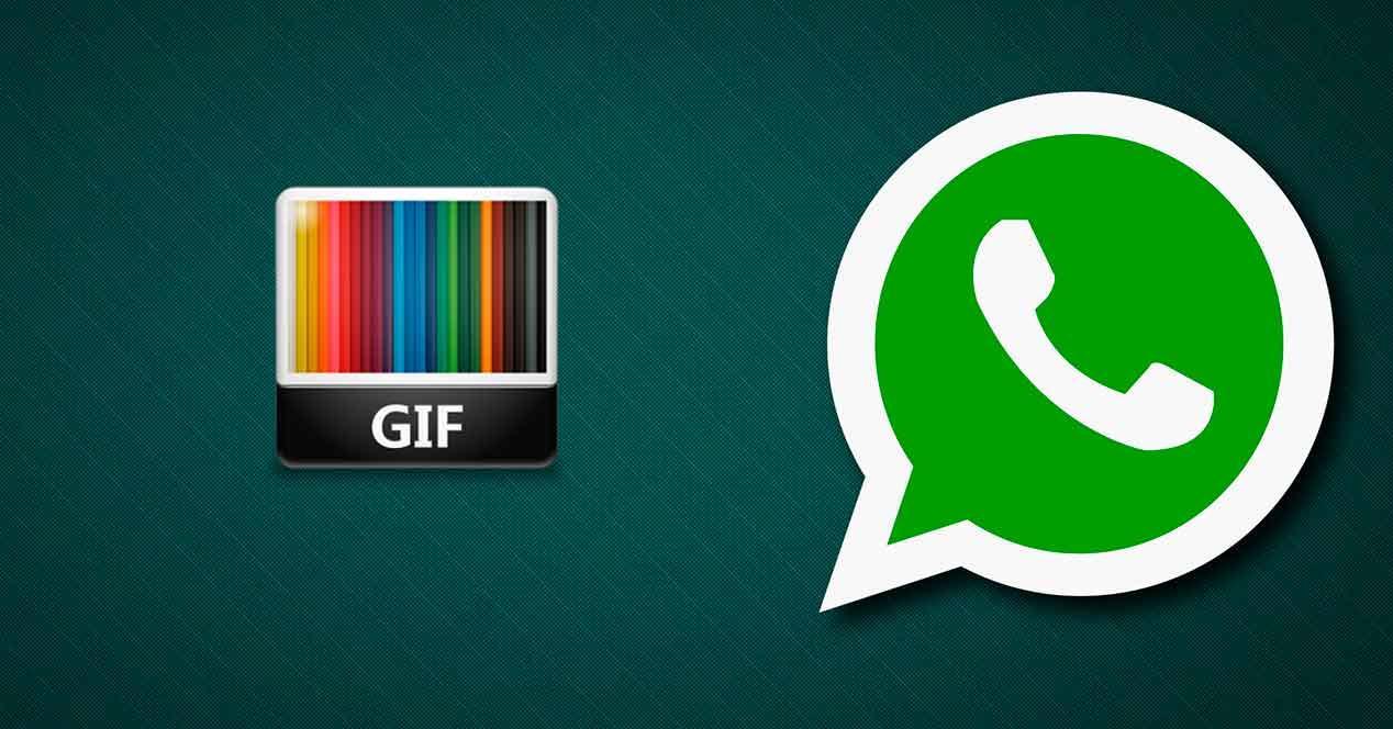 descargar GIF en WhatsApp
