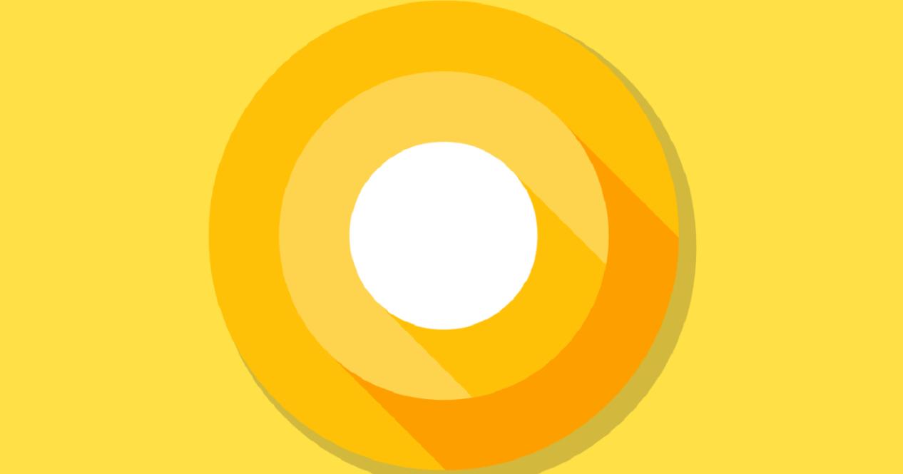 Logo Android O