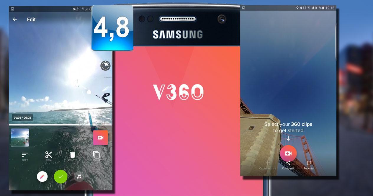 Imagen V360 Video Editor