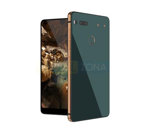 Essential Phone PH-1 dorado