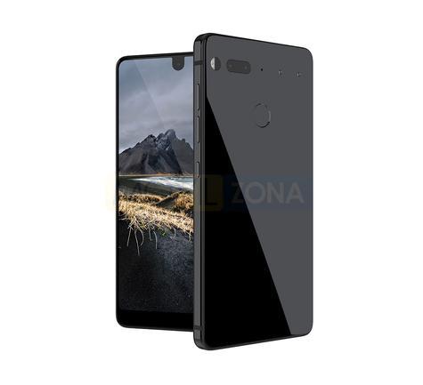 Essential Phone PH-1 negro