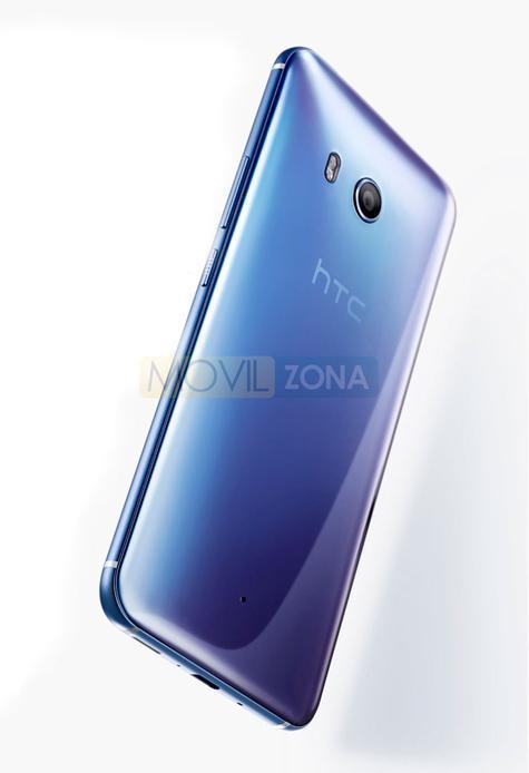 HTC U11 cámara