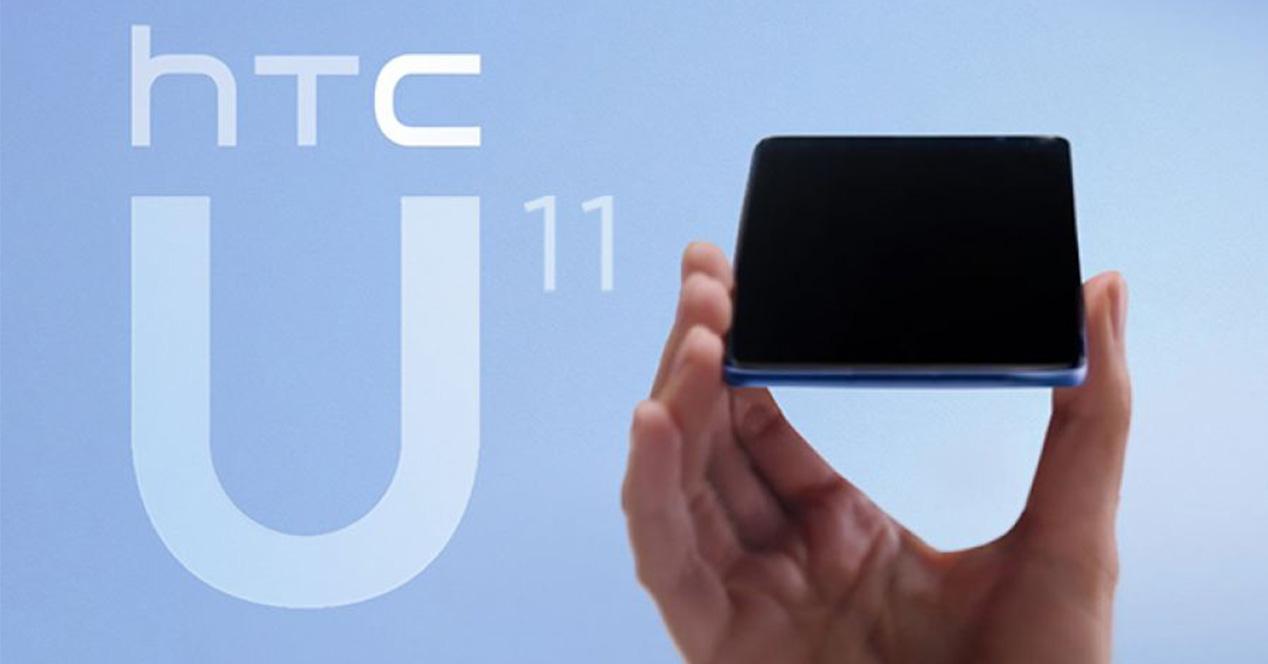 Especificaciones del HTC U11