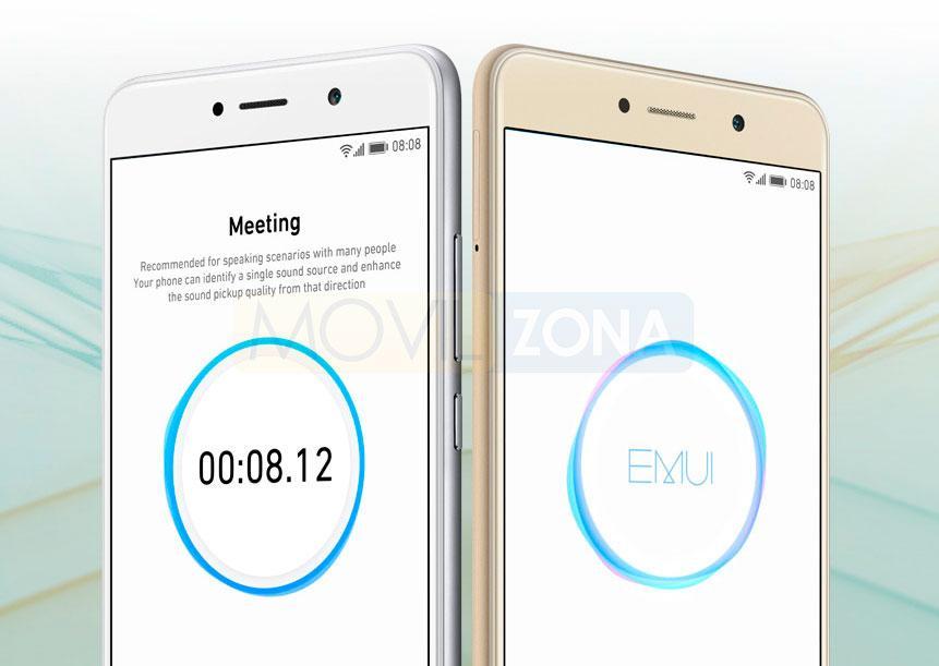 Huawei Y7 ajustes de bateria