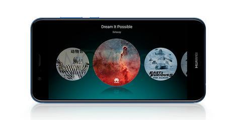 Huawei Nova 2 negro