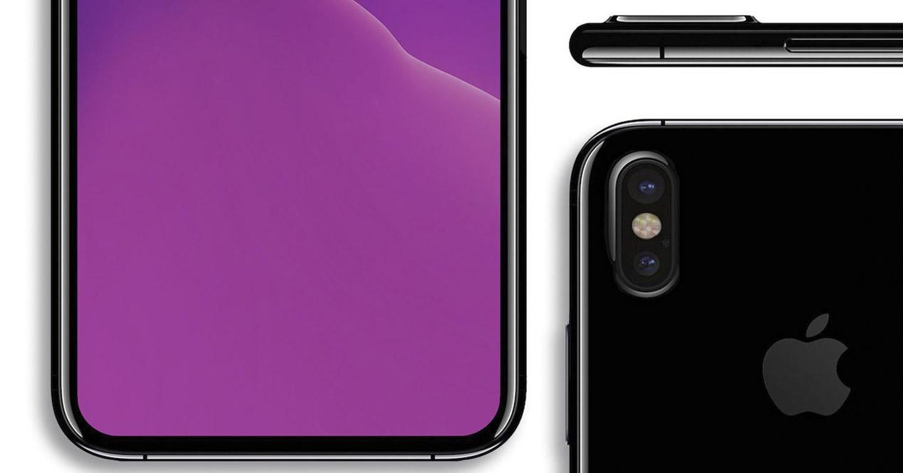 diseño iphone 8