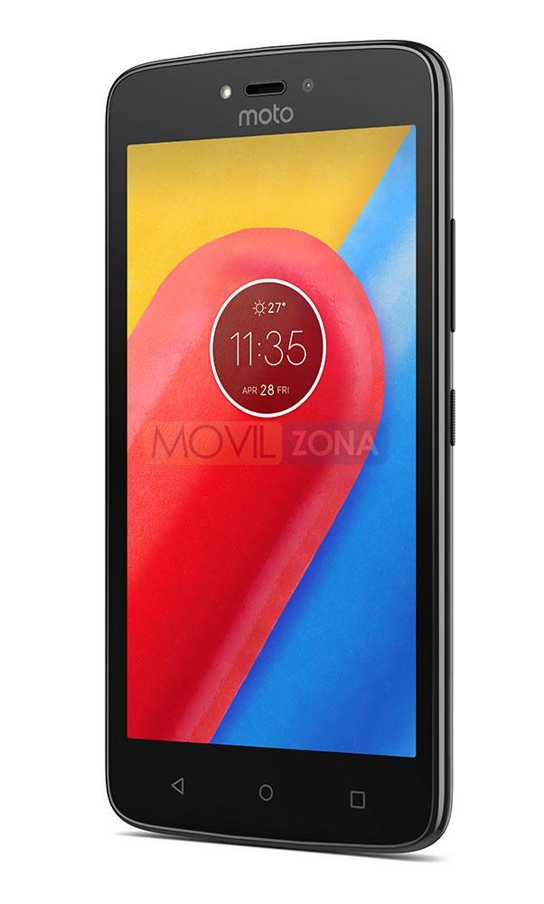 Motorola Moto C frontal