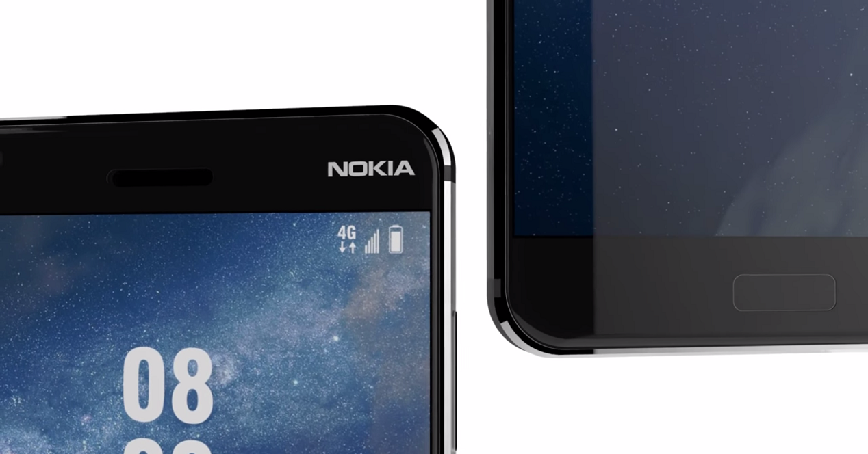 Diseño del Nokia 7