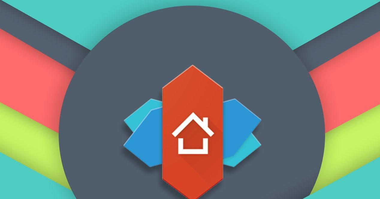 Logo de Nova Launcher