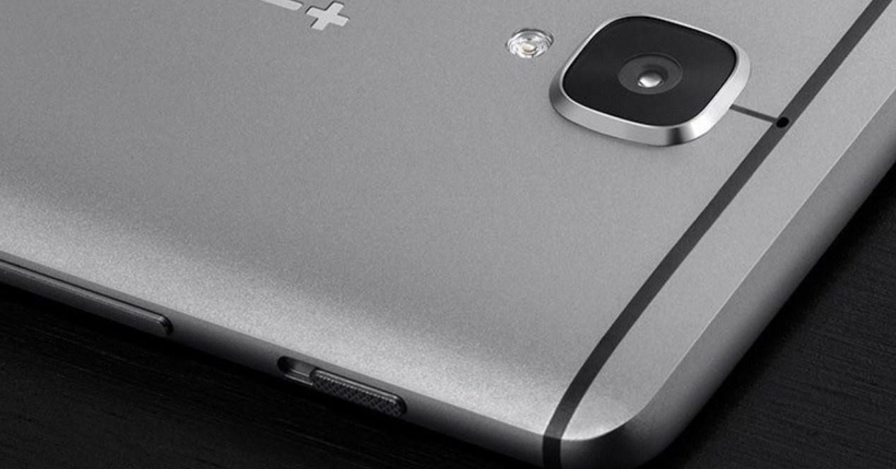 Diseño del OnePlus 3