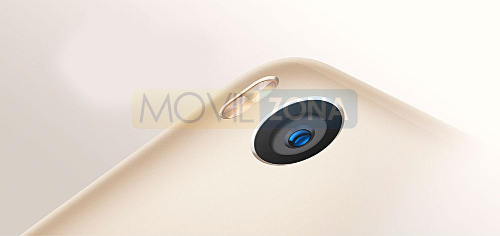 Xiaomi Mi Max 2 cámara digital y flash