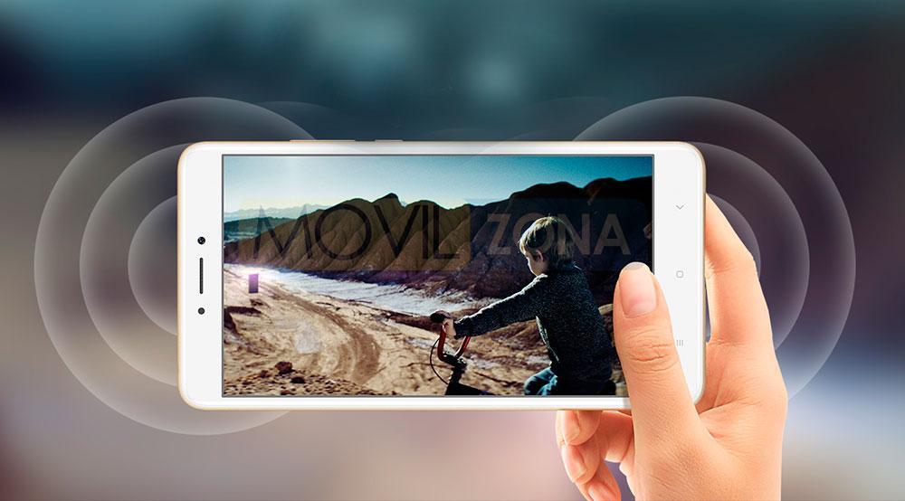 Xiaomi Mi Max 2 altavoces