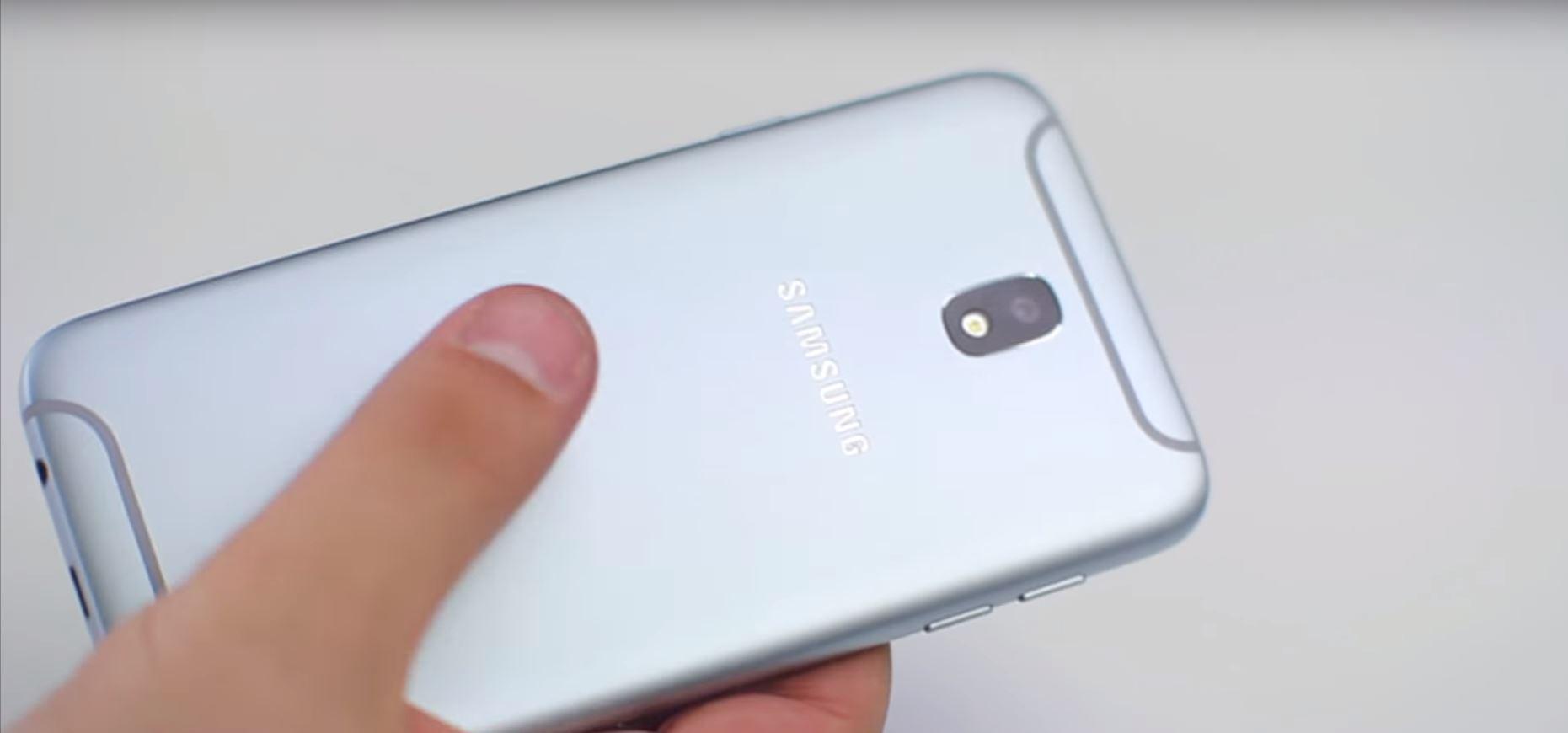 filtración completa del Samsung Galaxy J7
