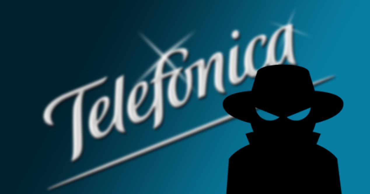malware telefónica