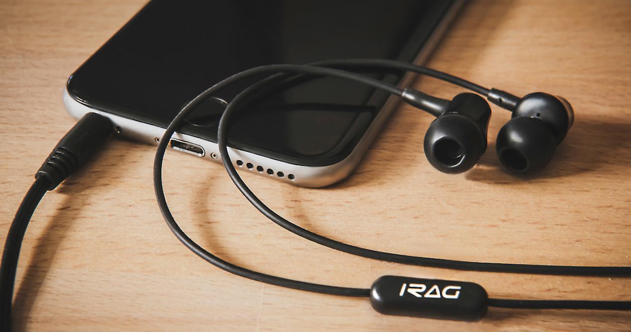 auriculares rag
