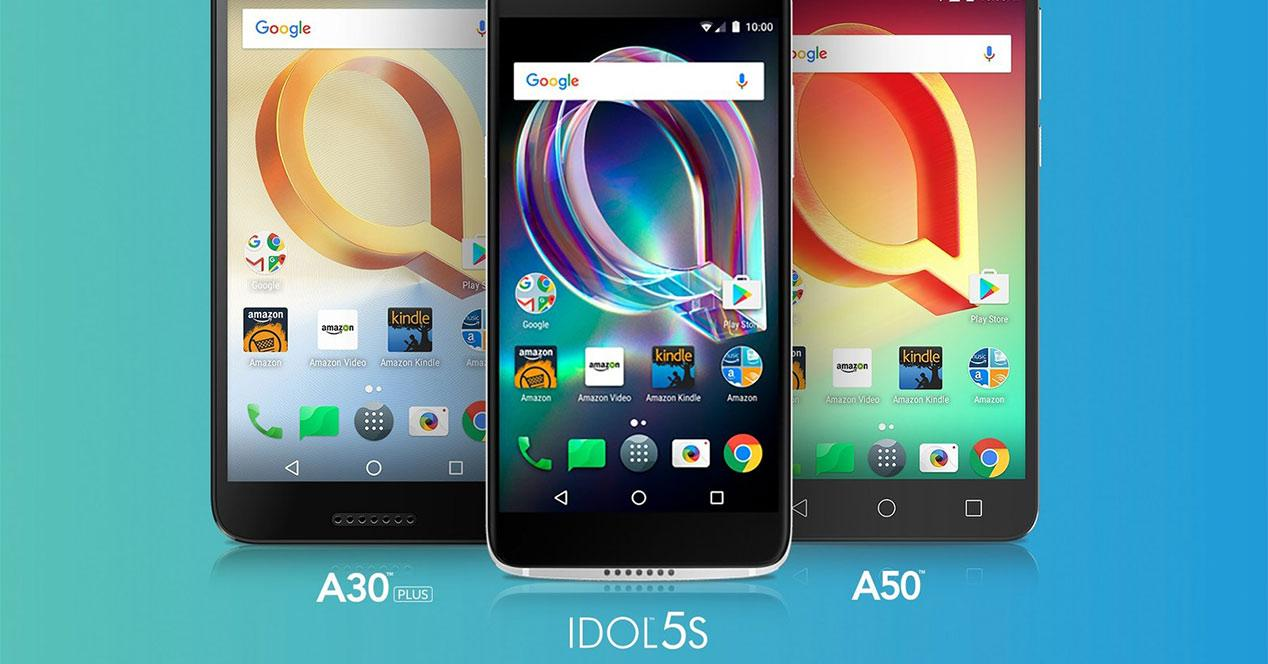 Presentación del Alcatel Idol 5S, precios y características