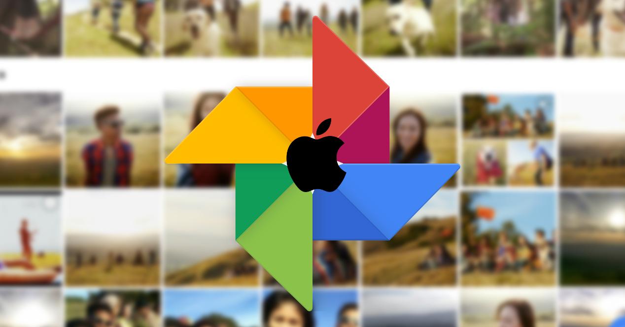 Google Fotos iOS