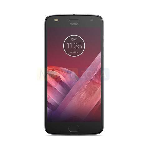 Motorola Moto Z2 Play negro frontal