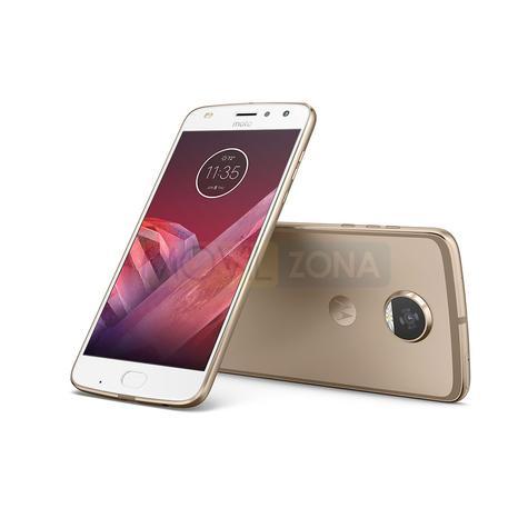 Motorola Moto Z2 Play dorado