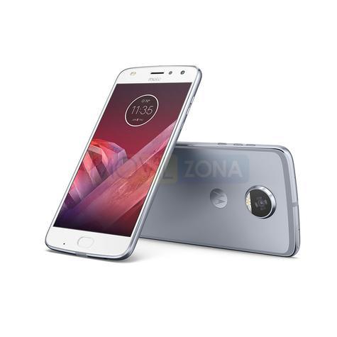 Motorola Moto Z2 Play plata