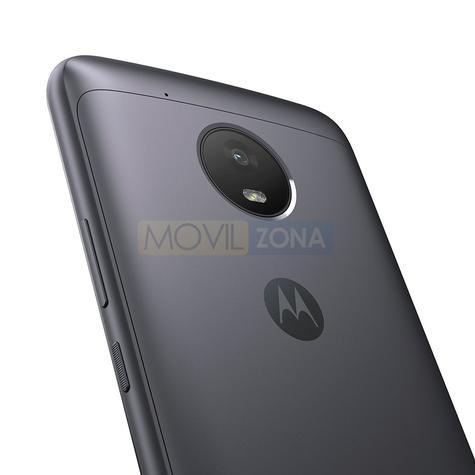 Motorola Moto E4 Plus cámara