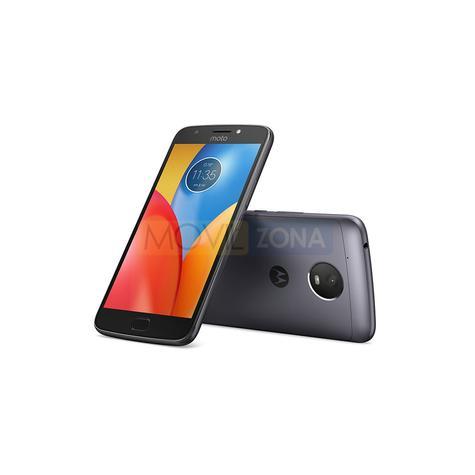 Motorola Moto E4 Plus negro con cámara digital