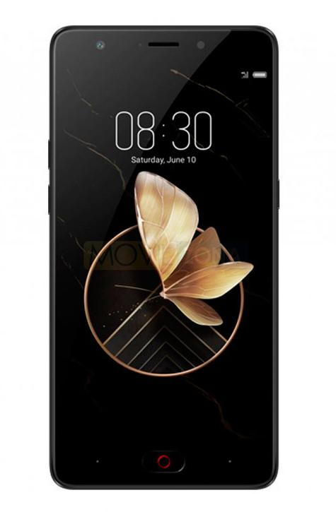 Nubia M2 Play dorado con Android