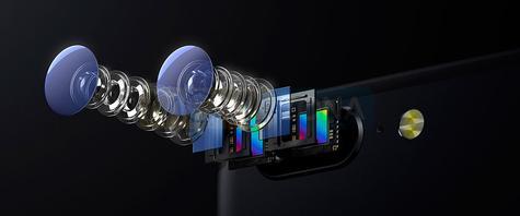 OnePlus 5 lentes de cámara