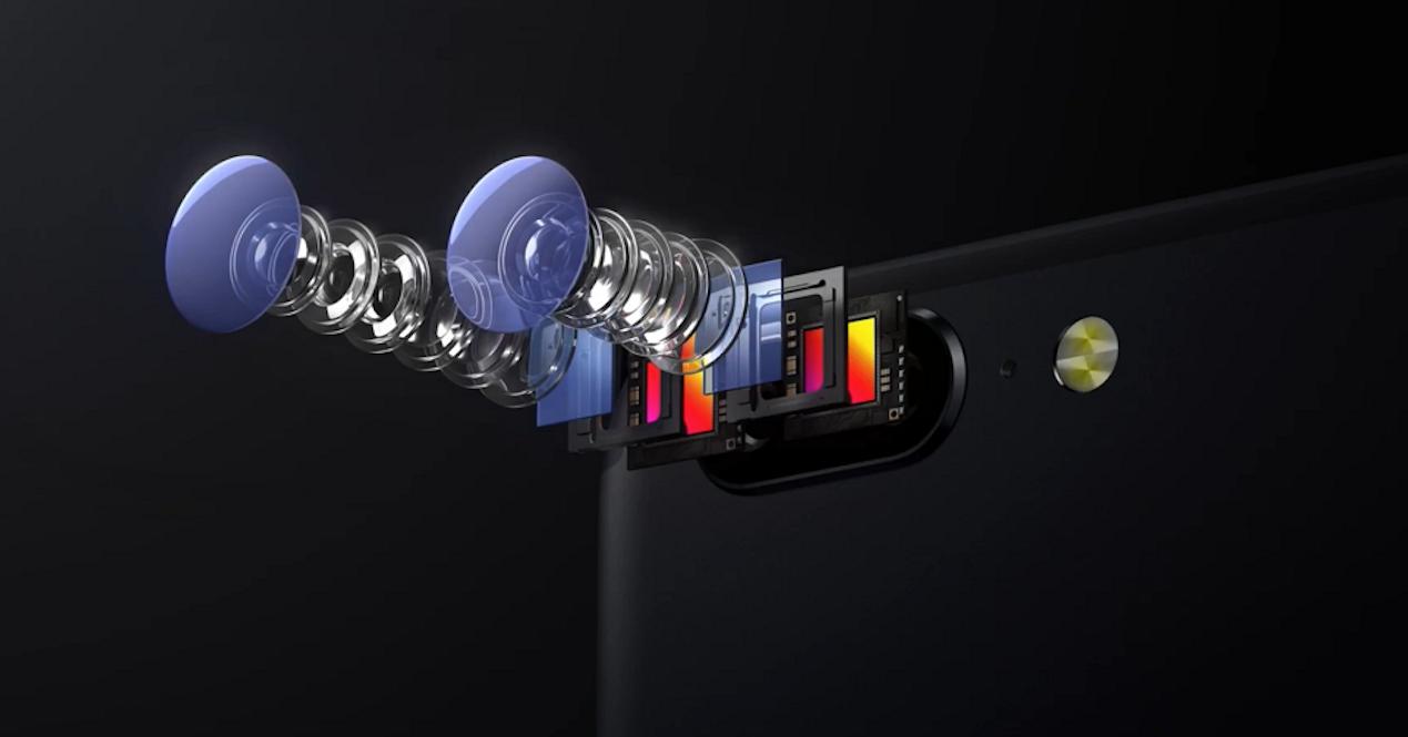 cámara oneplus 5