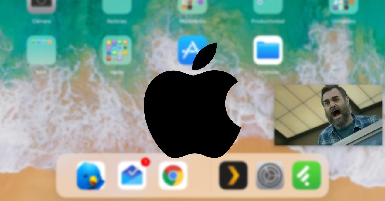 Reproducción vídeo segundo plano iOS